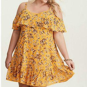 Torrid Brand New Super Cute Dress